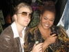 With Jill Scott at the BET Awards 2008
