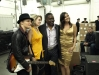 Backstage with Philip Bailey (EWF), May 2008