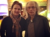 With Steve Howe in Toronto, 2013